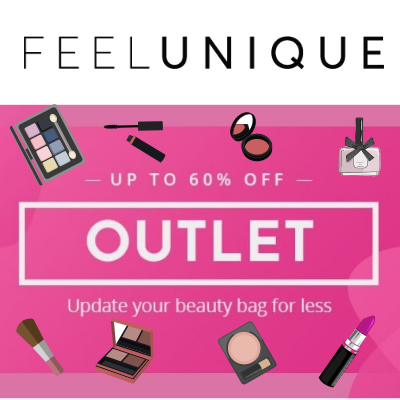 Feelunique makeup outlet - up to 60% off