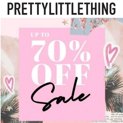 prettylittlething Beauty Sale
