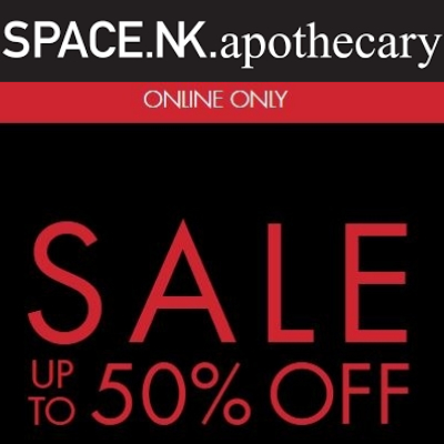 Space NK Sale - up to 50% off