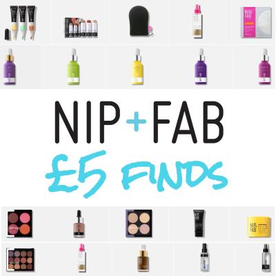 NIP+FAB £5 finds!
