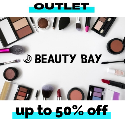 Up to 50% off at Beauty Bay