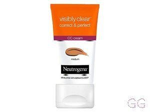 Visibly Clear Correct & Perfect CC Cream