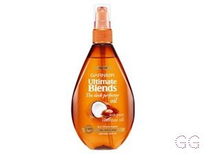 Ultimate Blends The Sleek Restorer Oil