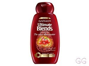 Garnier Ultimate Blends The Colour Illuminator shampoo