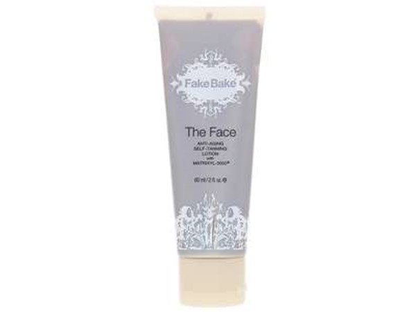 The Face Anti-Aging Self-Tanning Lotion
