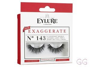 Exaggerate 143 Lashes