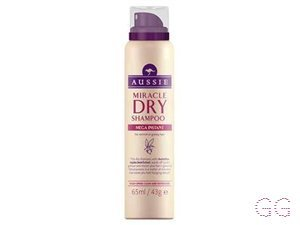 Aussie Miracle Mega Dry Shampoo