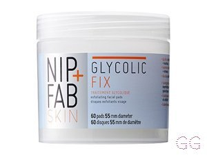 NIP AND FAB Glycolic Fix Exfoliating Facial Pads