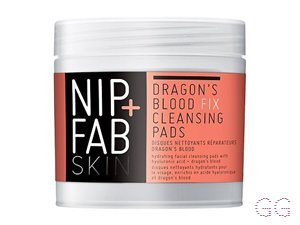 NIP AND FAB Dragons Blood Fix Cleansing Pads