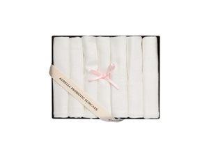 Aurelia Probiotic Skincare Monday to Sunday Bamboo Muslins