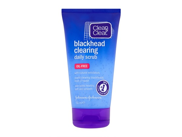 Clean & Clear Blackhead Clearing Oil-Free Daily Scrub