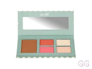 Barry M Hide and Chic Face Palette