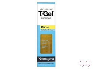 Neutrogena Anti-Dandruff Dermatological Shampoo for Dry Hair
