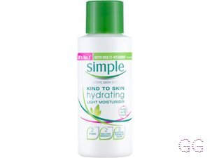 Simple Kind To Skin Hydrating Light Lotion
