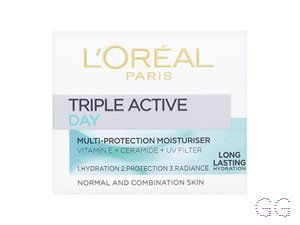 L'Oreal Triple Active Day Multi-Protection Moisturiser