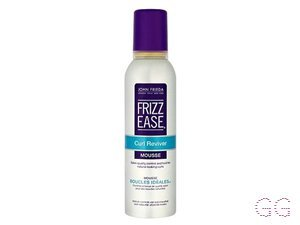 Frizz-ease Curl Reviver Corrective Styling Mousse