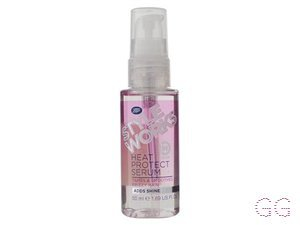 Style Works Heat Protect Serum