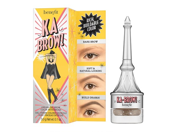 ka-BROW! Eyebrow Cream-Gel Colour