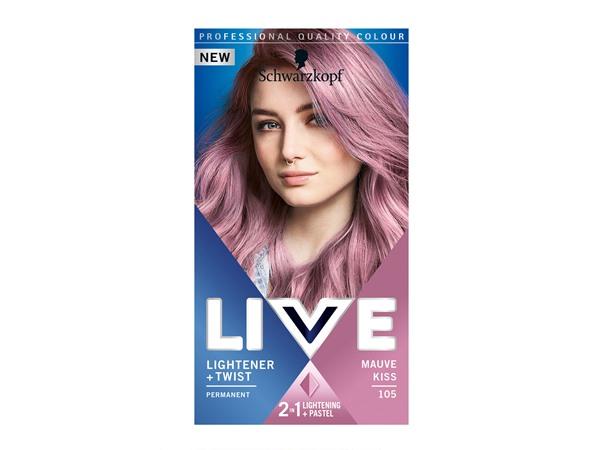 Schwarzkopf LIVE Lightener + Twist Blonde Hair Dye Reviews ...