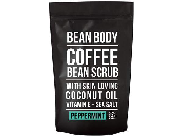 Coffee Bean Scrub