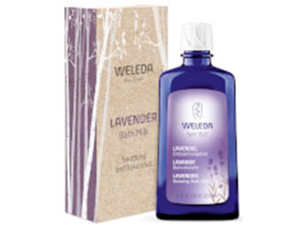 Body Lavender Relaxing Bath Milk