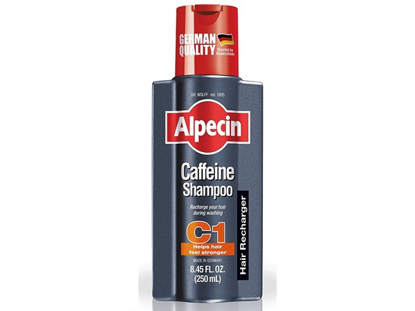 Caffeine Shampoo C1