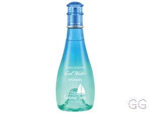 Davidoff Cool Water Summer Seas Eau de Toilette Spray