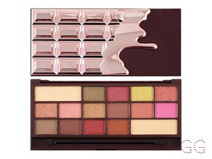 I Heart Revolution Chocolate Collection Eye Shadow Palettes