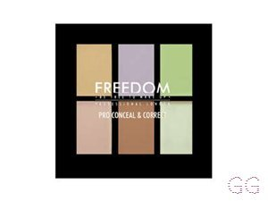 Freedom Makeup London Pro Correct Palette