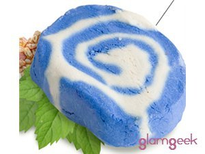 Blue Skies & Fluffy White Clouds Bubble Bar
