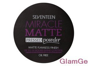 Miracle Matte Pressed Powder