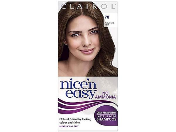 Clairol Nice 'n Easy No Ammonia Hair Dye