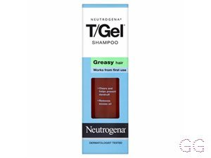 Neutrogena T Gel Greasy Hair Shampoo