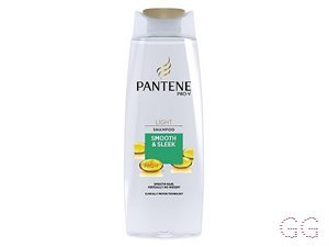 Pantene Pro-V Light Silicone Free Shampoo Smooth & Sleek