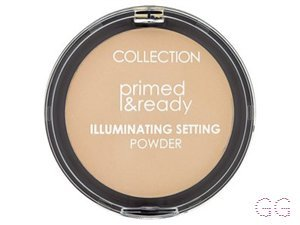 Collection  Primed and Ready Illuminating Setting Powder