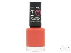 Rimmel Lasting Finish Nail Polish