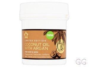 Superdrug Coconut Oil with Argan Oil