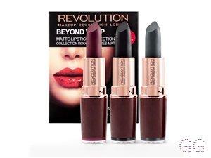 Beyond Vamp Matte Lipstick Collection