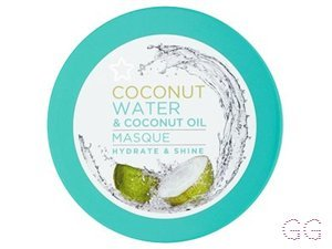 Superdrug Hydrate and Shine Conditioning Masque with Coconut (White) Water