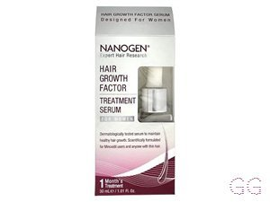 Hair Growth Factor Serum for Women