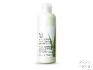The Body Shop Aloe Calming Cleanser