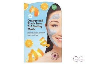 Orange and Lava Exfoliating Mask