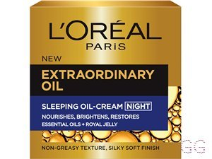 L'Oreal Extraordinary Oil Sleeping Oil Night Cream