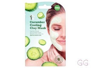 Cucumber Cooling Clay Mask