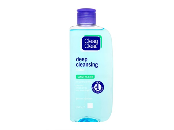 Clean & Clear Cleansing Lotion