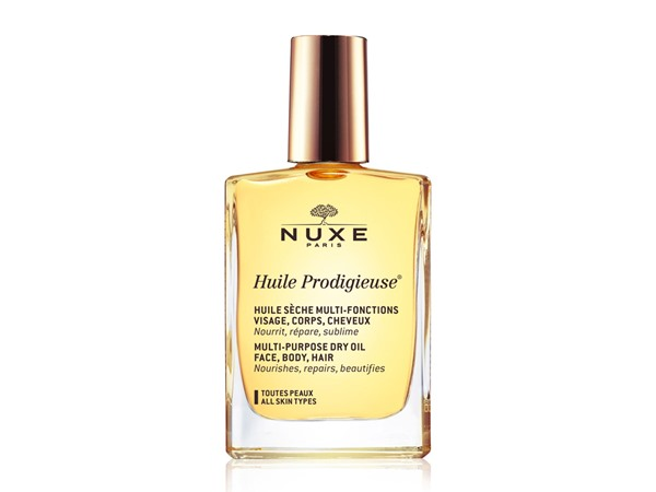 Nuxe Huile Prodigieuse   - Multi-purpose dry oil for face body and hair