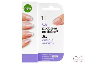 Problem Cuticles Cutcile serum treatment