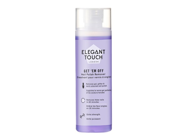 Elegant Touch Get Em Off Nail Remover