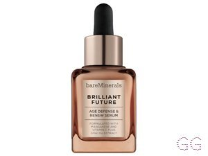 bareMinerals Brilliant Future Age Defense and Renew Serum