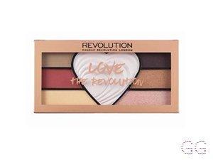 Love The Revolution Palette, Multi
